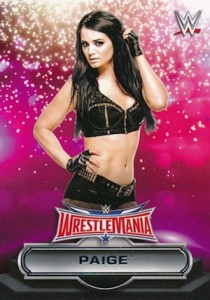 2016 Topps WWE Road to WrestleMania Trading Cards - Checklist Added 31