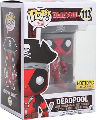 Funko Pop Deadpool Vinyl Figures Checklist Gallery Guide