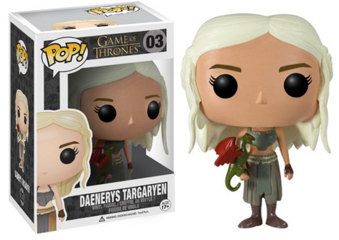 Funko Pop Game of Thrones 03 Daenerys Targaryen