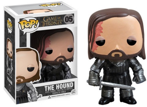 Funko Pop Game of Thrones 05 The Hound