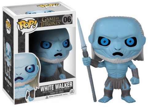 Funko Pop Game of Thrones 06 White Walker