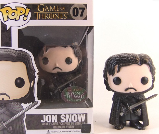 Funko Pop Game of Thrones 07 Jon Snow Beyond the Wall