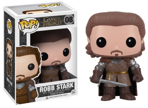 Funko Pop Game of Thrones 08 Robb Stark