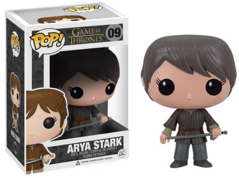 Funko Pop Game of Thrones 09 Arya Stark