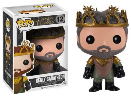 Funko Pop Game of Thrones 12 Renly Baratheon