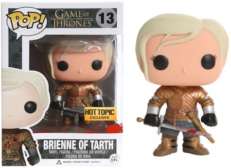 Funko Pop Game of Thrones 13 Bloody Brienne of Tarth