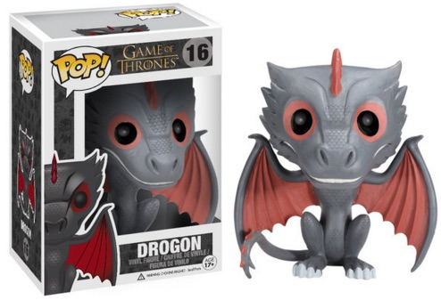 Funko Pop Game of Thrones 16 Drogon