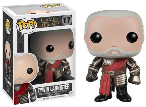 Funko Pop Game of Thrones 17 Tywin Lannister