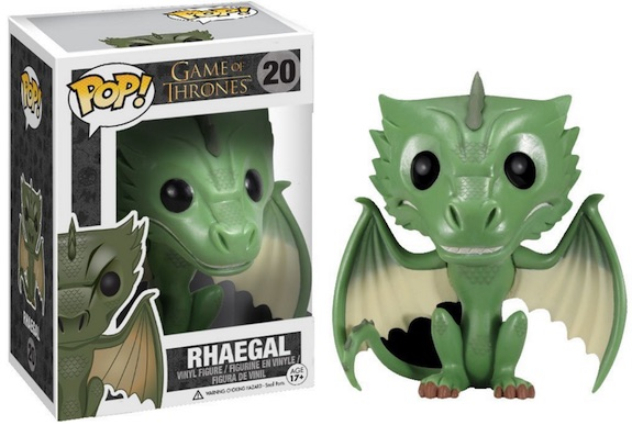 Funko Pop Game of Thrones 20 Rhaegal