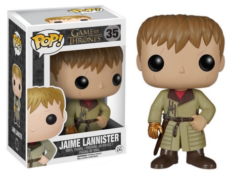 Funko Pop Game of Thrones 35 Golden Hand Jaime Lannister