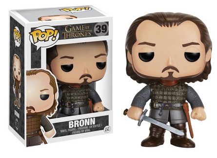 Funko Pop Game of Thrones 39 Bronn