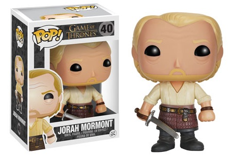 Funko Pop Game of Thrones 40 Jorah Mormont