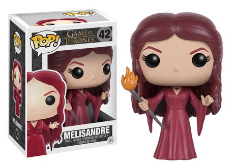 Funko Pop Game of Thrones 42 Melisandre