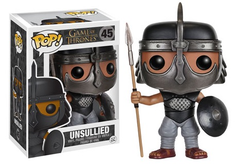Funko Pop Game of Thrones 45 Unsullied