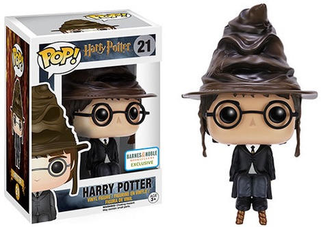 Funko Pop Harry Potter Sorting Hat Harry Potter Barnes Noble