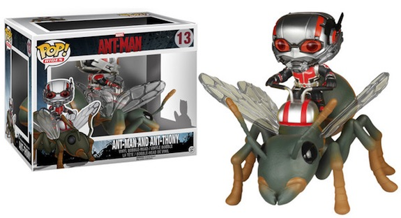 Funko Pop Rides Ant-Man and Ant-Thony