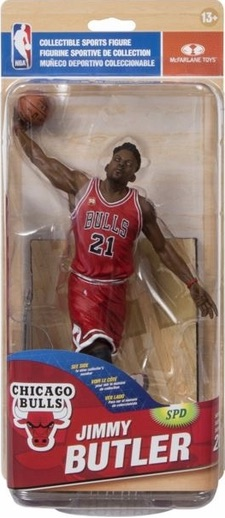 McFarlane NBA 28 Jimmy Butler