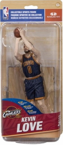 McFarlane NBA 28 Kevin Love