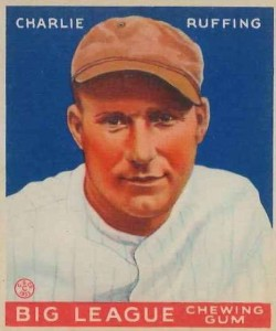 Top 10 Red Ruffing Baseball Cards 12