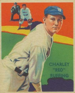1935 Diamond Stars Red Ruffing #60