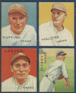 Top 10 Red Ruffing Baseball Cards 7