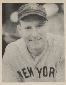 1939 Play Ball Red Ruffing #3