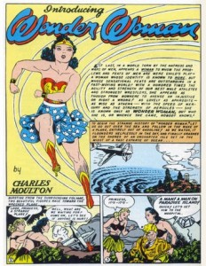 1941 All Star Comics 8 Introducing Wonder Woman