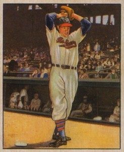 Top 10 Bob Feller Baseball Cards 5