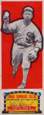 1951 Topps Connie Mack's All-Stars Eddie Collins #3