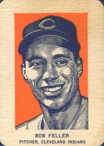 1952 Wheaties Bob Feller
