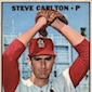 Top 10 Steve Carlton Baseball Cards