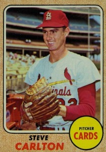 Top 10 Steve Carlton Baseball Cards 7