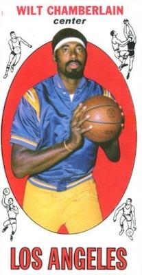 1969-70 Topps Basketball Wilt Chamberlain #1
