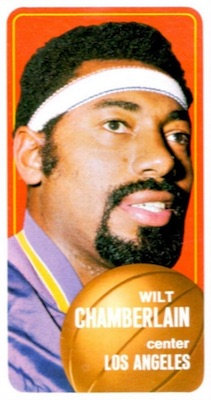 10 Greatest Wilt Chamberlain Cards of All-Time 4