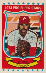 Top 10 Steve Carlton Baseball Cards 1