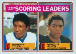 Top 10 Marcus Allen Football Cards 4