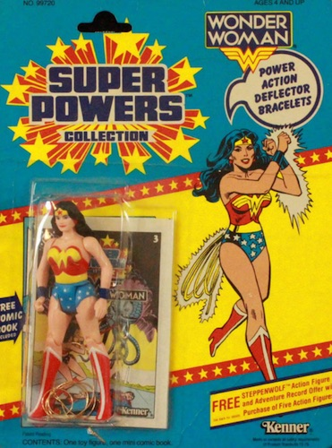 1984 Kenner Super Powers Wonder Woman