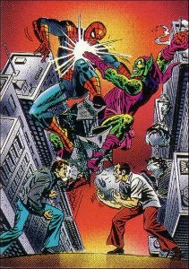 1992 Comic Image Spider Man 30th Anniversary 60