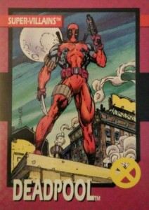 1992 Uncanny XMen Deadpool