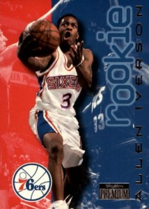 Allen Iverson Rookie Card Checklist and Gallery 14