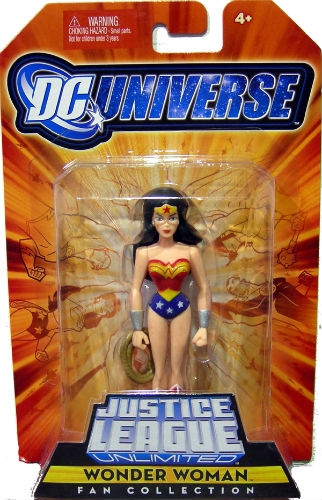 2003 Mattel Justice League Unlimited Wonder Woman