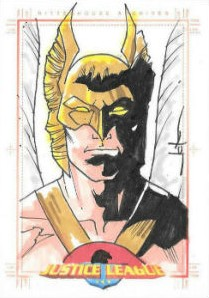 2009 Rittenhouse Justice League Archives Trading Cards 28