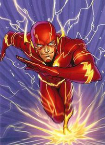The Crimson Comet! Ultimate Guide to Collecting The Flash 1