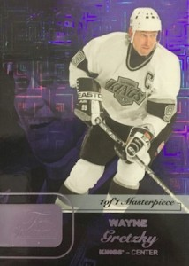2015-16 Fleer Showcase Hockey Flair Masterpiece Greztky