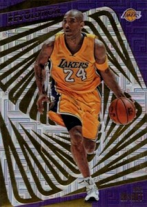 2015-16 Panini Revolution Basketball Base Kobe Bryant