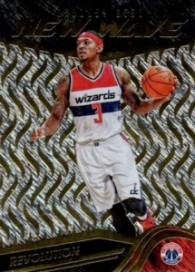 2015-16 Panini Revolution Basketball New Wave