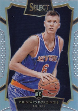 Kristaps Porzingis Rookie Cards Guide and Checklist 46