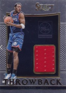 2015-16 Panini Select Basketball Throwback