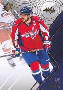 2015-16 SPx Hockey Base Ovechkin