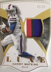 2015 Panini Luxe Football Cards - Out Now 23